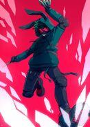 Villain-Usagi-Deku