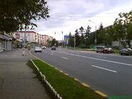 9th of May street, Bacău