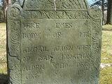 Abigail Hallett (1644-1725)