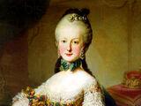 Marie Elisabeth von Habsburg-Lothringen (1743-1808)