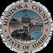 Seal of Minidoka County, Idaho