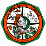 Seal of DeSoto County, Florida