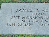 James Riley Allred (1827-1872)