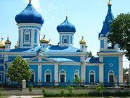 Moldavian orthodox church