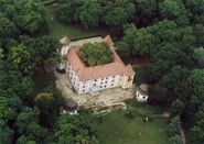 Hédervár - Palace