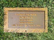 Thomas Patrick Norton gravemarker.jpg
