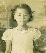 Maja at 7