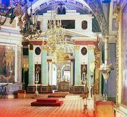 Rostov sheremetev chapel