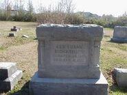 Frank Richardson (1831-1912) headstone