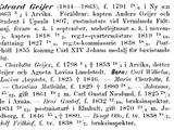 Gustaf Edward Geijer (1791-1863)