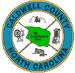 Seal of Caldwell County, North Carolina