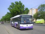 Timisoara Mercedes bus 1