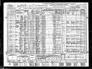 1940 census Freudenberg-Richard page1of2
