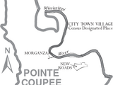 Pointe Coupee Parish, Louisiana