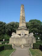 Obeliscul Leilor din Iaşi