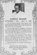 Harold-Renner-Memorium