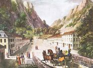Herkulesbad 1824