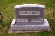 Grothe-Roger tombstone.jpg