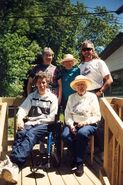 Agnes Lynch family c2000