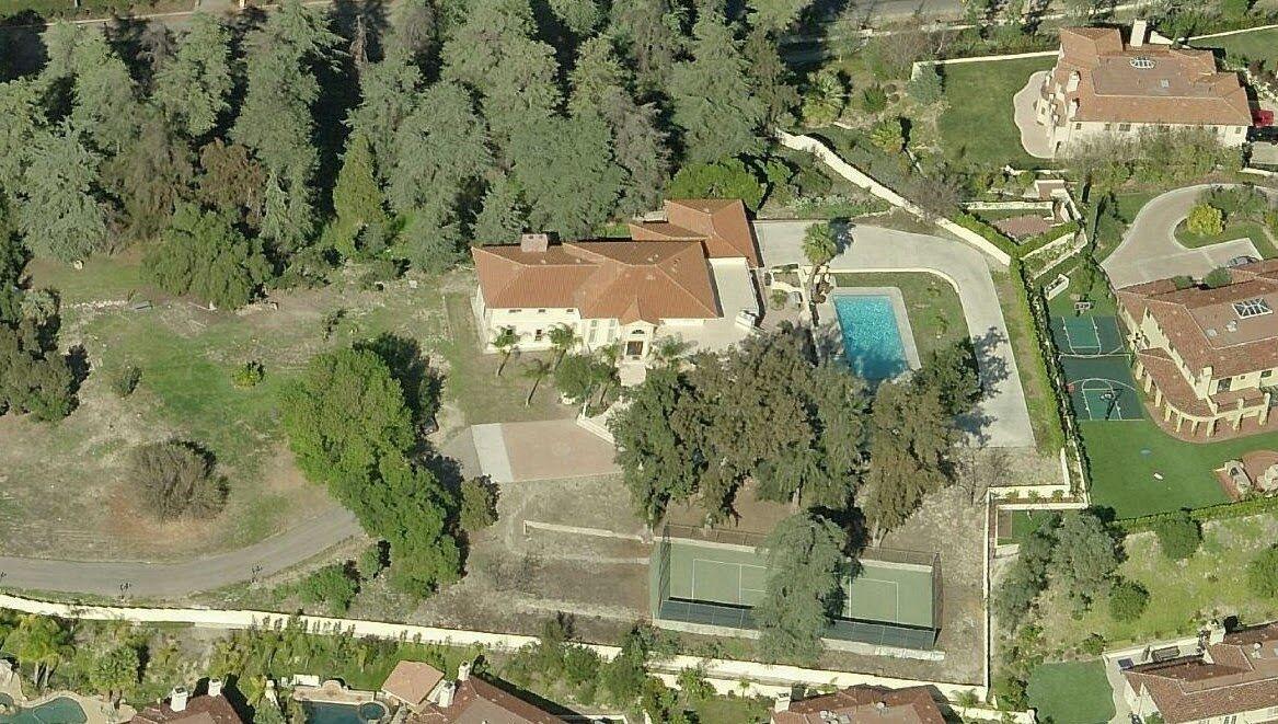 Burrough's Tarzana Ranch, Los Angeles CA