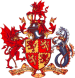 Arma of carmarthenshire County Council