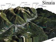 Prelucrare 3D pentru Sinaia, Romania
