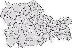 Dobreni, Neamț is located in Neamţ County