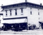 Penns Store in Bowerston