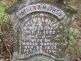 Moses Sanders (1799-1883)