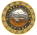Seal of Delaware County, Indiana