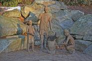 Mohegan Park Statue KevinPepin