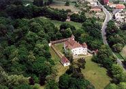 Pácin - Palace