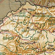 Provinz Salaj Romania CIA2006