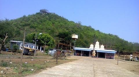 Garlavoddu Sri Lakshmi Narasimha Swamy Temple in Khammam District-0
