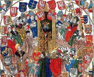 Johann Haller, Commune Incliti Poloniae regni privilegium constitutionum et indultuum publicitus decretorum approbatorumque (1506, cropped)