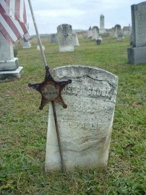 Joseph Snook 1824-1894 (Civil War Vet 61-65) Samuels Church Cemetery Decatur Mifflin Co PA.jpg