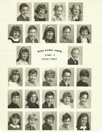 RidgeRanchSchool Paramus NewJersey grade3 1966 1967