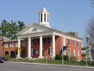Clarke county courthouse