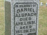 Daniel Alspach (1811-1891)
