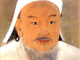 Descent from Genghis Khan