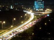 Traffic in Timisoara