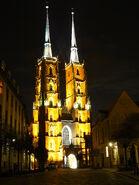 Ostrów Tumski - Katedra
