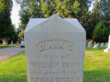 Diana Severance Chase (1827-1886)