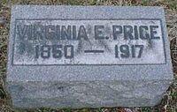 Virginia Elizabeth Kail (1847-1917) grave.jpg
