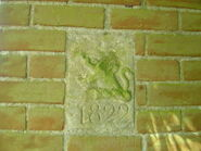 Old House Date Stone 1822