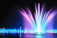Fountain in Hala Ludowa