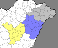 Counties of Northern Great Plain Region