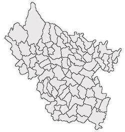 Fundata, Buzău is located in Buzău County