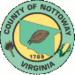 Seal of Nottoway County, Virginia