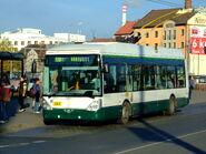 Plzeň, Americká, trolejbus Škoda 26Tr